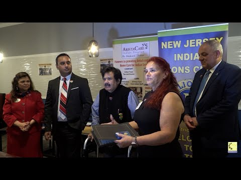 Indian Lions Club Celebrates 21 Years of Service and Philanthropic Work - New Jersey