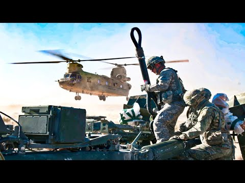 US Army Artillery Training | The Power Of U S  Army