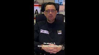 Entre violences et plaintes, un commissaire de police raconte son quotidien