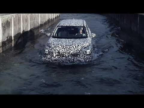 2022 Mitsubishi Outlander SUV Teaser