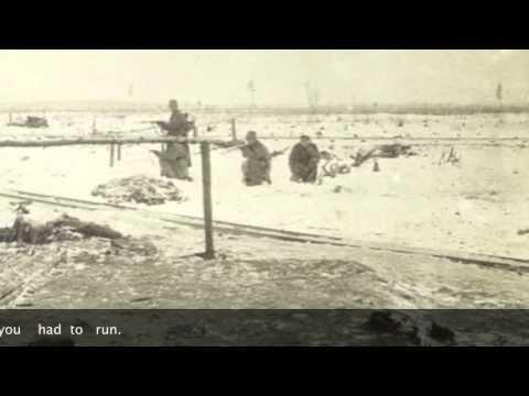 Latviešu Strēlnieki (latvian riflemen) Ziemassvētku kaujas (with english translation)