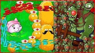 1000 ГАРГАНТЮА Взлом игры Растение против зомби hack  Plants Vs Zombies