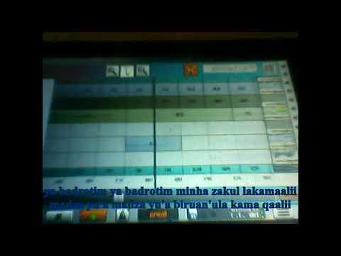 Ya Badrotim - Dangdut Caustik (Karaoke)