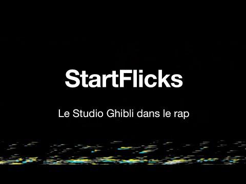 StartFlicks #1 - Studio Ghibli