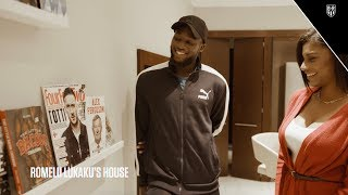 "Lukaku: I'd ""Go Through Brick Wall"" For Mourinho (EXCLUSIVE Taylor Rooks Interview)"