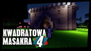 Minecraft: Kwadratowa Masakra 4 - Gdzie Feldman , Pieniądze z YouTube , Wena i przemyślenia .