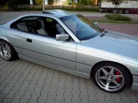 bmw 850i e31 august 2011 avi youtube. Black Bedroom Furniture Sets. Home Design Ideas