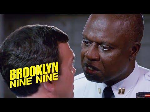 Boyle Scratches Holt's Gertie   Brooklyn Nine-Nine