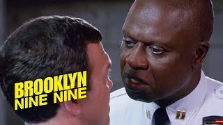 Boyle Scratches Holt's Gertie | Brooklyn Nine-Nine