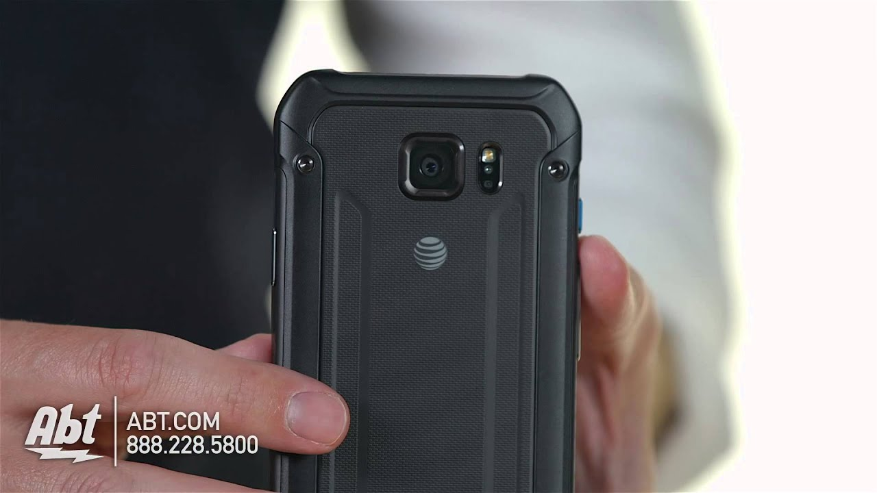 Samsung Galaxy S6 Active Overview Youtube