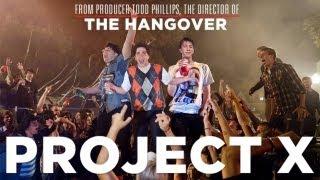 PROJECT X - offizieller Teaser-Trailer deutsch HD