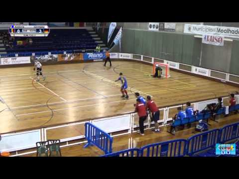 Andorra - Germany | U-17 European Championship - Luso 2015