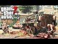 GTA 5 Зомби Апокалипсис ЗАБРОШЕННЫЙ СКЛАД С ОРУЖИЕМ В ГТА 5 МОДЫ 36 GTA 5 ОБЗОР МОДА mp3