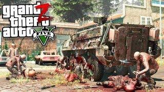 GTA 5 Зомби Апокалипсис - ЗАБРОШЕННЫЙ СКЛАД С ОРУЖИЕМ В ГТА 5 МОДЫ 36! GTA 5 ОБЗОР МОДА