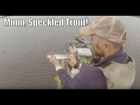 Kayak Fishing: Using Dead Shrimp To Catch Dinner