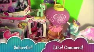 AMAZING Box of Ponies! HUGE My Little Pony eBay HAUL Unboxing! TONS of G4 Ponies! by Bin's Toy Bin