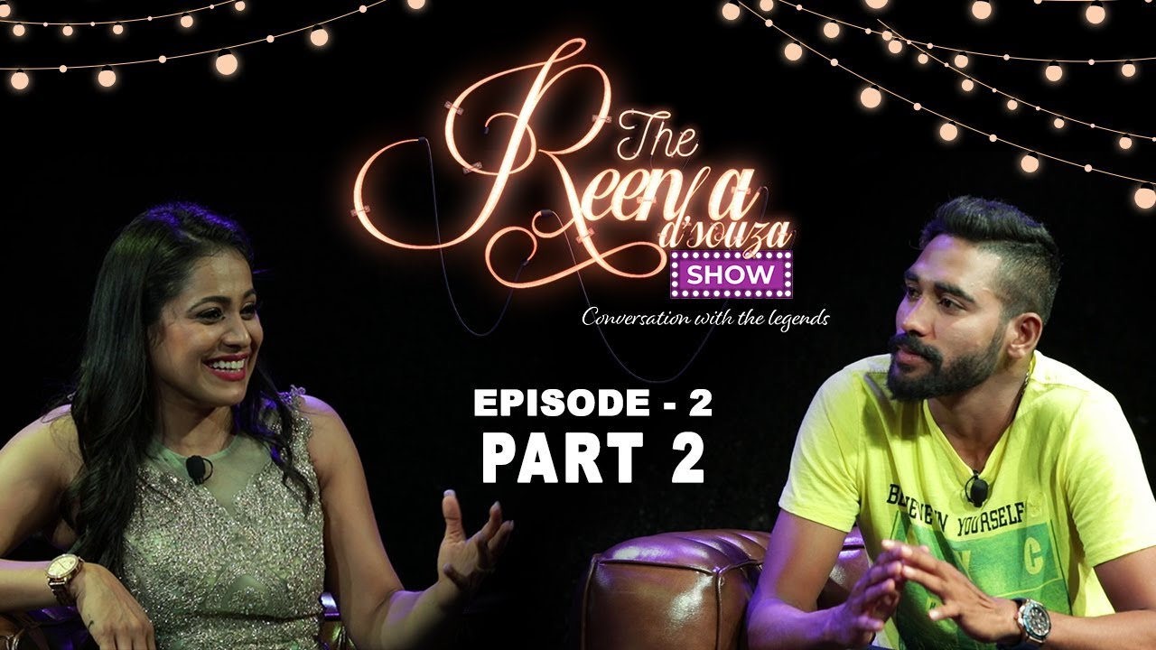 Download CWL S1E2: Cricketer Mohammed Siraj - Part 2 | The Reena Dsouza Show