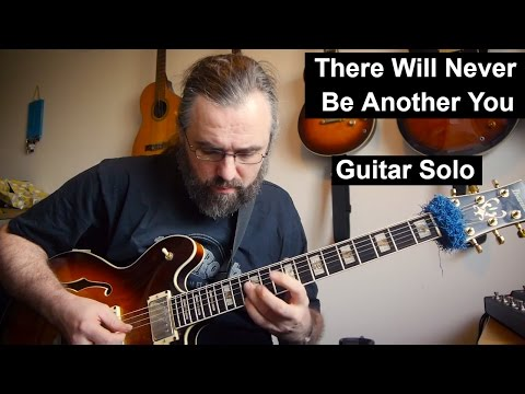 Yet Another There Will Be - Jazz Guitar Solo - Shifting Triads