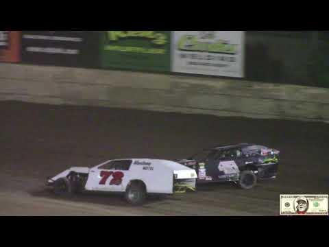 From Ventura Raceway IMCA Modifieds Main Event