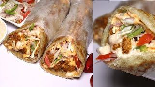 Chicken Paratha Roll By Recipes of the World