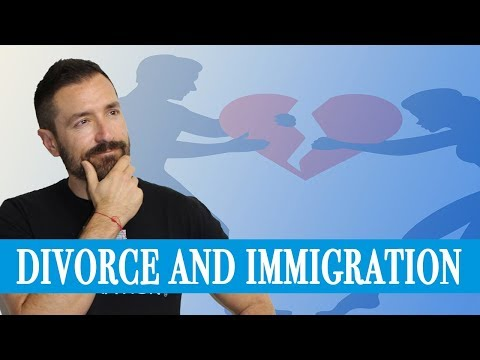 Divorce During Green Card Procedures : USA Immigration Lawyer