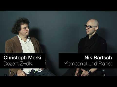 Nik Bärtsch: Artist in Residence ZHdK 17-18