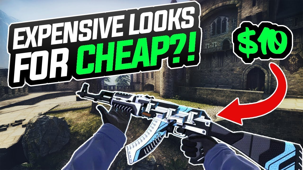 top 5 cheap ak 47 skins that look expensive skins under 10 that