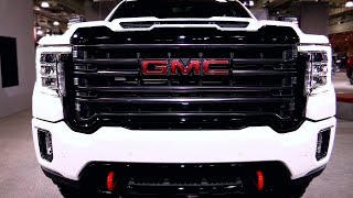 NEW 2020 - GMC Sierra AT4 HD - Exterior and Interior 1080p 60fps