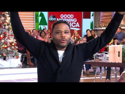 Download Youtube: 'GMA' Hot List: See the moment Anthony Anderson finds out he's nominated for a Golden Globe