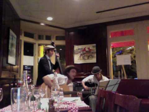 Du Monde Jazz Trio -  Pregunto Joao