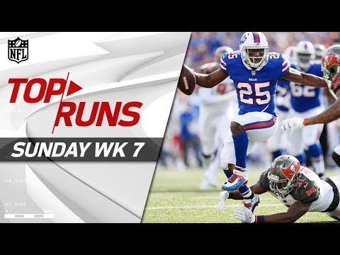 Top Runs from Sunday | NFL Week 7 Highlights
