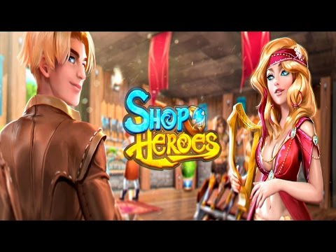 shop-heroes-(by-cloudcade)-ios-/-android-gameplay-video