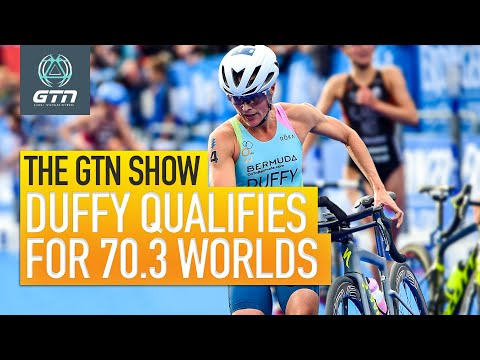 Flora Duffy Qualifies For 70.3 Worlds! | The GTN Show Ep. 129