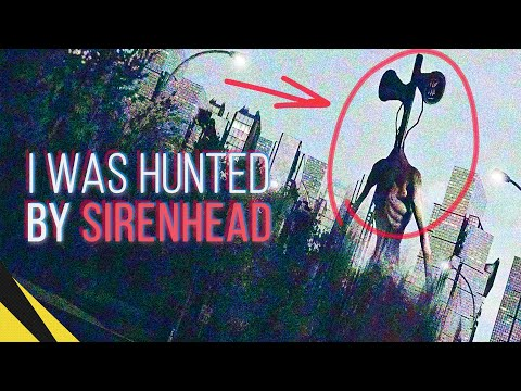 I WAS HUNTED BY SIREN HEAD 0F3FAD - AD4E0F