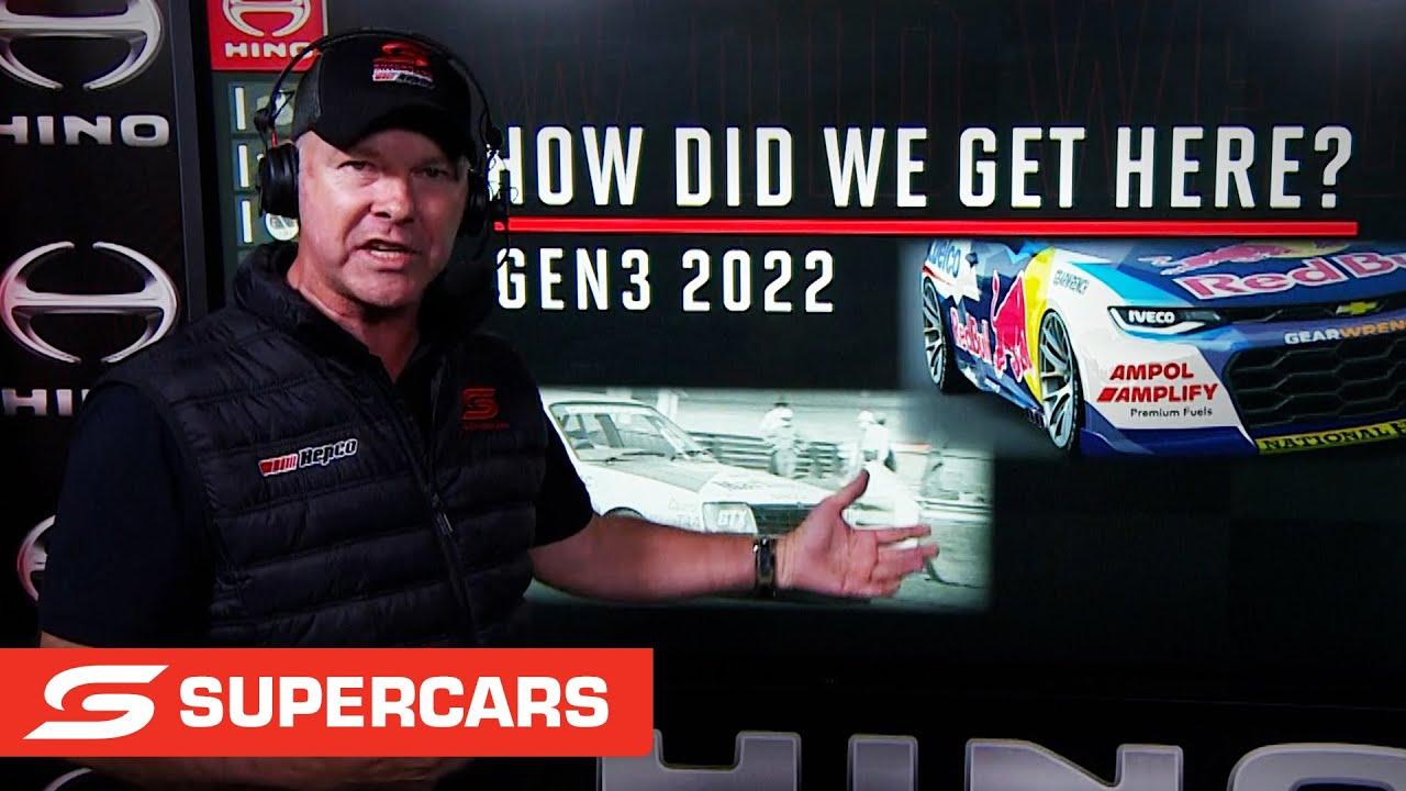 Larko explains Supercars Gen 3 - Penrite Oil Sandown SuperSprint | Supercars 2021