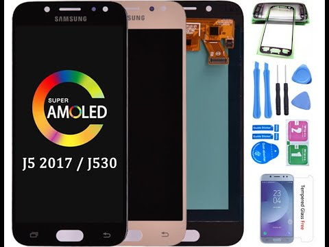 Samsung J530. Разборка. Замена дисплейного модуля.