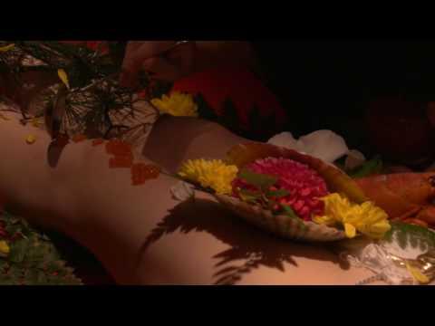 【Ageha Nyotaimori Night 】南麻布 鳳蝶(あげは)女体盛りイベント