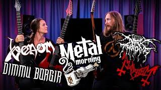 METAL MORNING 3 - Black Metal