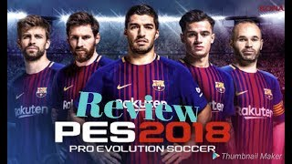 PES game #review malayalam