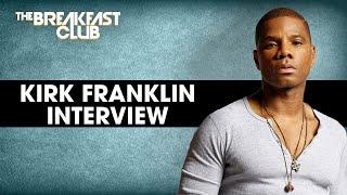 Kirk Franklin Talks Culture and Faith, 'Good Words' Podcast + More