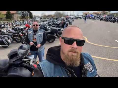 MotoVlog-Hot Rods & Hawgs Show @ Thunder Mountain HD