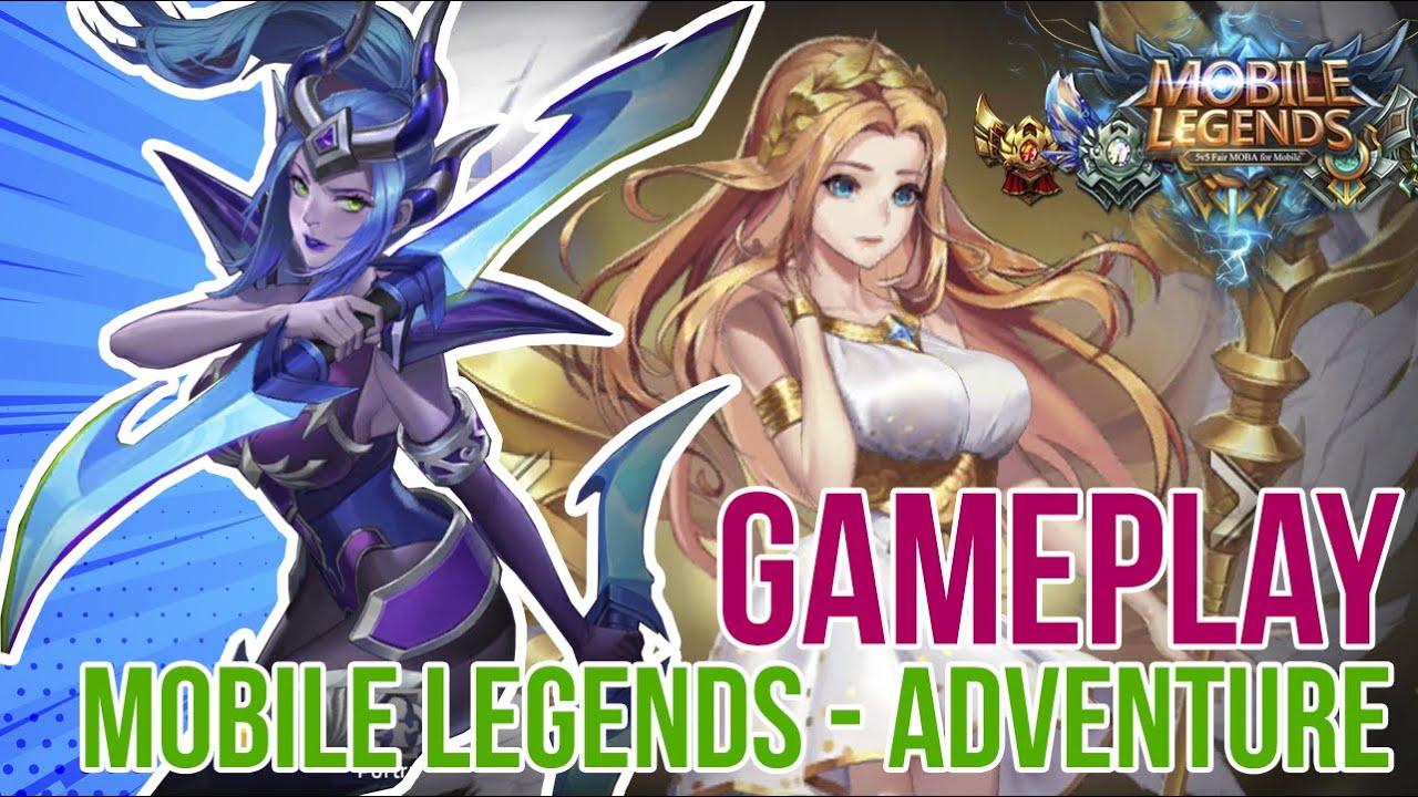 ml adventures best heroes for beginners | mobile legends adventure gameplay