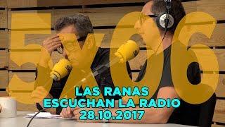 NADIE SABE NADA - (5x06): Las ranas escuchan la radio