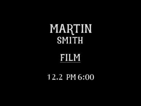 [Teaser] 마틴스미스(Martin Smith) - FILM (D-2)