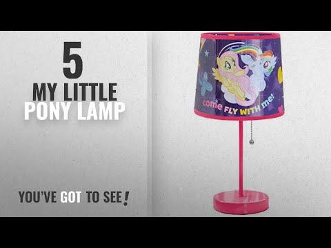Top 10 My Little Pony Lamp [2018]: My Little Pony Stick Lamp