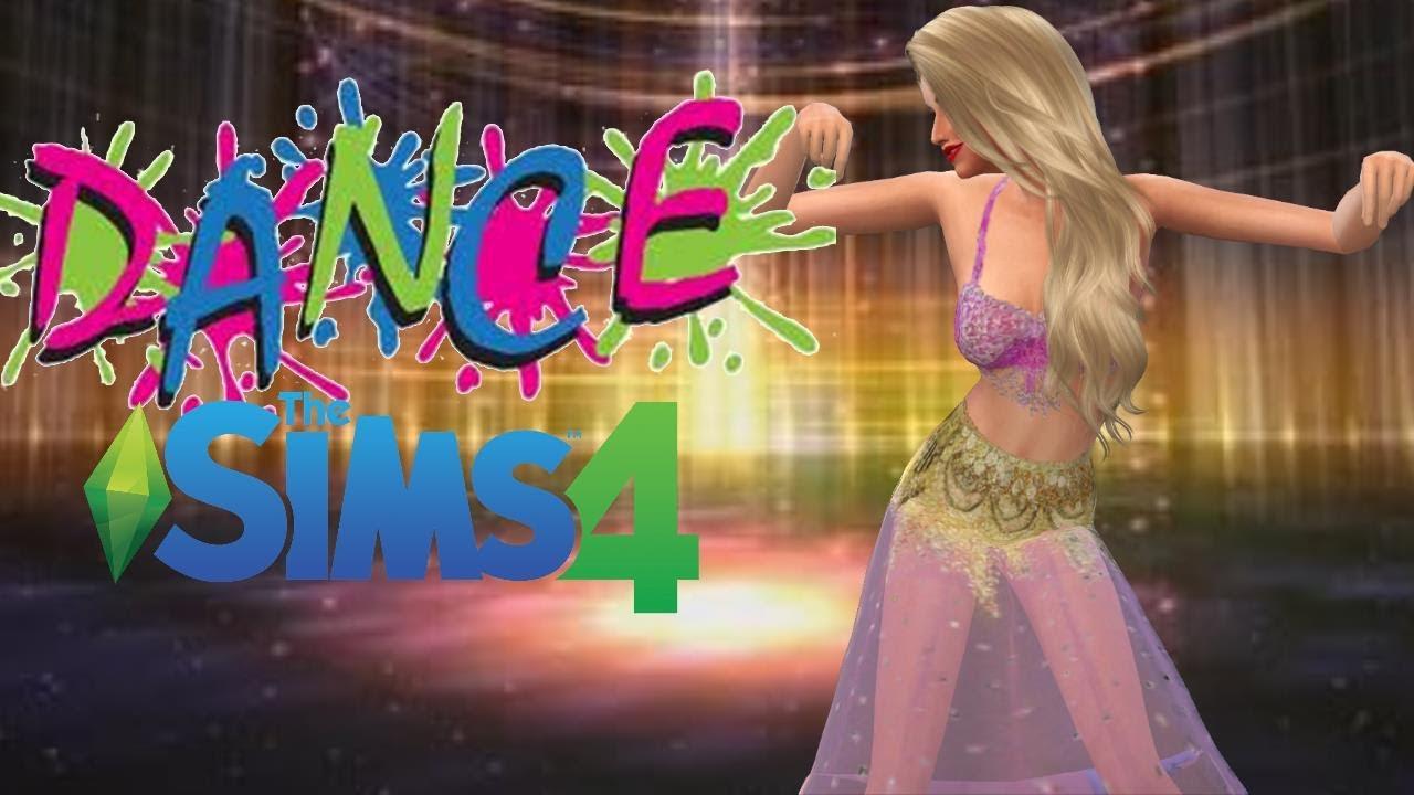 Танцы для симс 4