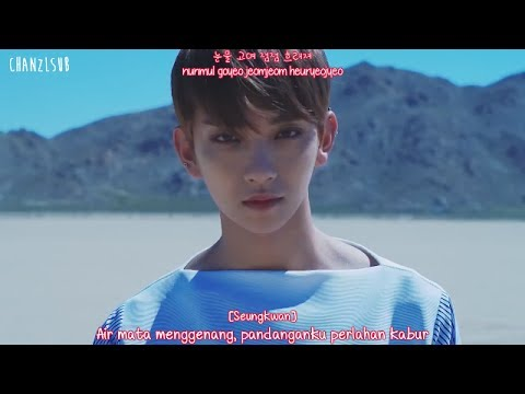 SEVENTEEN - Don't Wanna Cry (Indo Sub) [ChanZLsub]