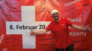 Lumpesammler Zwingen - Schwiiz, die rot-wissi Guggeparty 2020