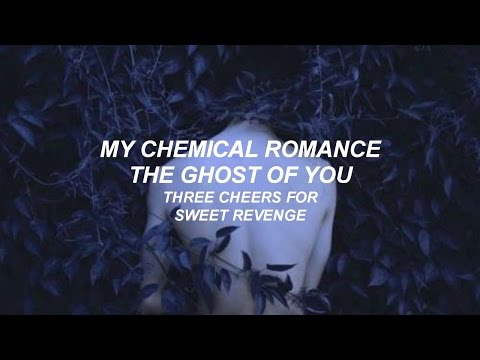 My Chemical Romance - The Ghost of You (Lyrics)
