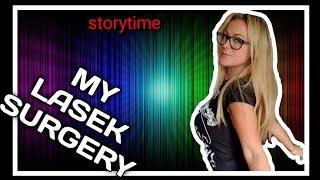 STORYTIME, 👁 LASEK surgery - Angelica Larsson 🤓